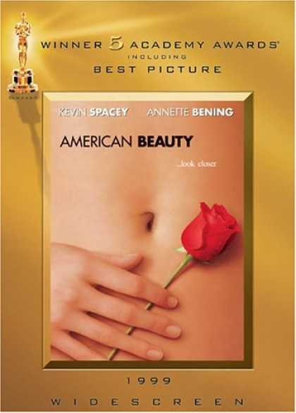 Bestselling Movies (2007) - American Beauty (Widescreen Edition) by Sam Mendes