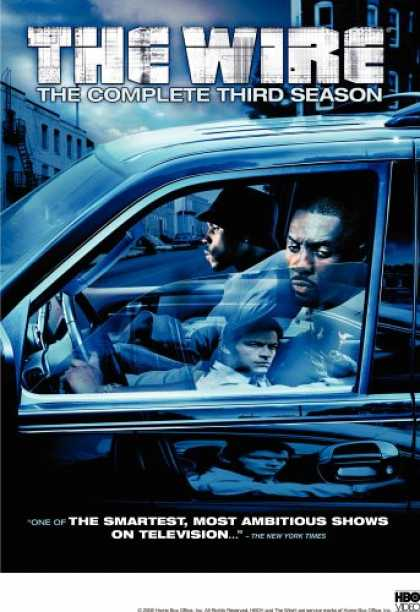 Bestselling Movies (2007) - The Wire - The Complete Third Season by Tim Van Patten