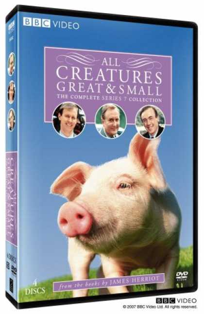 Bestselling Movies (2007) - All Creatures Great and Small - The Complete Series 7 Collection by Peter Grimwa