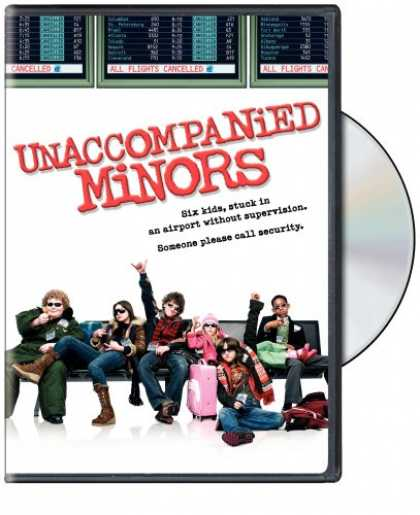 Bestselling Movies (2007) - Unaccompanied Minors