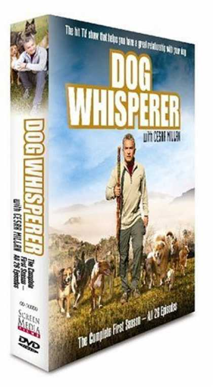 Bestselling Movies (2007) - Dog Whisperer With Cesar Millan - The Complete First Season