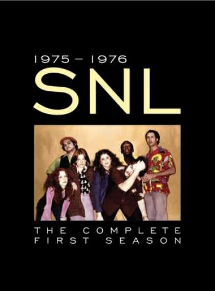 Bestselling Movies (2007) - Saturday Night Live - The Complete First Season by Alice Tweedy