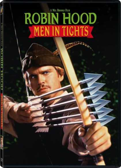 Bestselling Movies (2007) - Robin Hood - Men in Tights by Mel Brooks