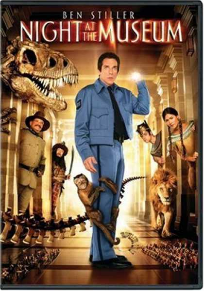 Bestselling Movies (2007) - Night at the Museum (Full Screen Edition)
