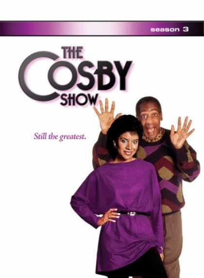 Bestselling Movies (2007) - The Cosby Show: Season 3