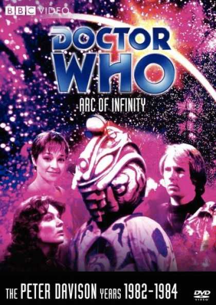 Bestselling Movies (2007) - Doctor Who: Arc of Infinity - Episode 124 by Ron Jones