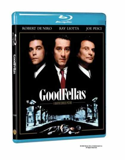 Bestselling Movies (2007) - GoodFellas [Blu-ray] by Martin Scorsese