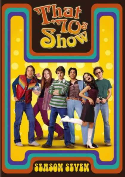 Bestselling Movies (2007) - That '70s Show - Season 7
