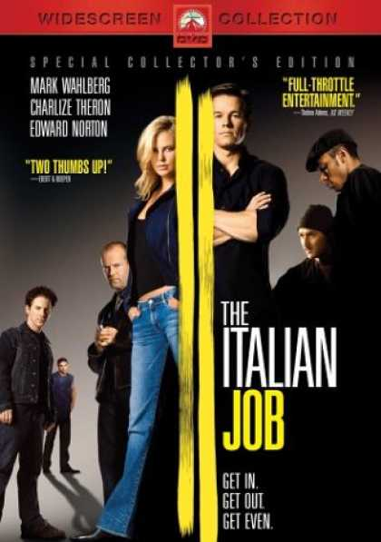 Bestselling Movies (2007) - The Italian Job (Special Collector's Edition) by F. Gary Gray