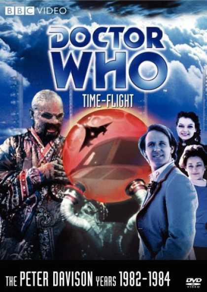 Bestselling Movies (2007) - Doctor Who: Time-Flight - Episode 123 by Ron Jones