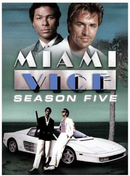 Bestselling Movies (2007) - Miami Vice: Season Five by Stan Leither