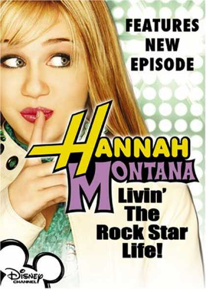 Bestselling Movies (2007) - Hannah Montana, Vol. 1 - Livin' the Rock Star Life by Fred Savage