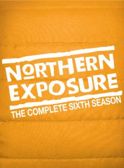 Bestselling Movies (2007) - Northern Exposure - The Complete Sixth Season by Matt Nodella