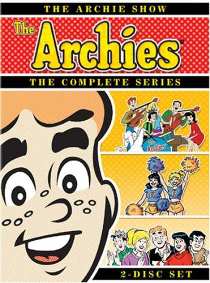 Bestselling Movies (2007) - The Archie Show: The Complete Series