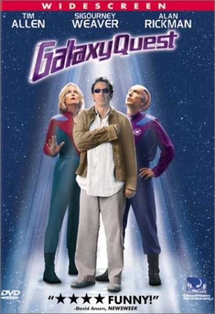 Bestselling Movies (2007) - Galaxy Quest by Dean Parisot