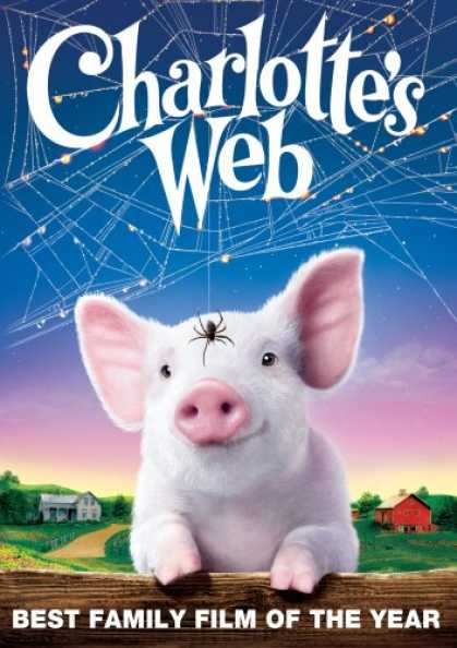 Bestselling Movies (2007) - Charlotte's Web (Widescreen Edition) by Gary Winick