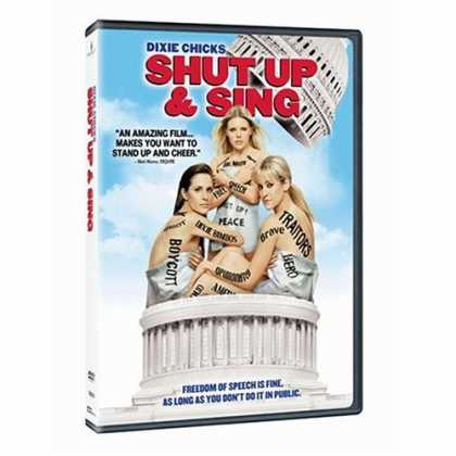 Bestselling Movies (2007) - Dixie Chicks: Shut Up & Sing (Full Screen Edition) by Barbara Kopple