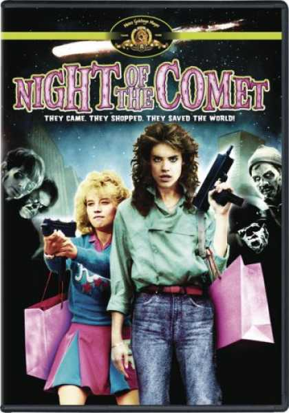 Bestselling Movies (2007) - Night of the Comet by Thom Eberhardt
