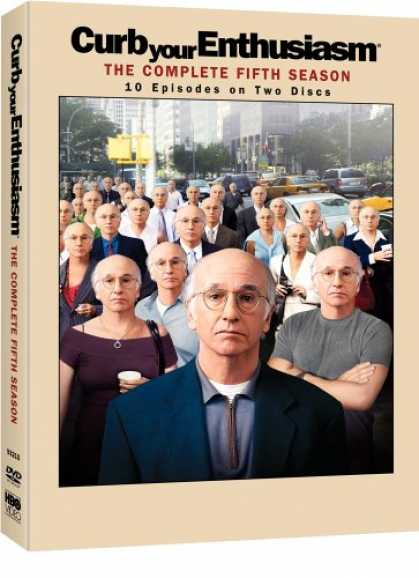 Bestselling Movies (2007) - Curb Your Enthusiasm - The Complete Fifth Season