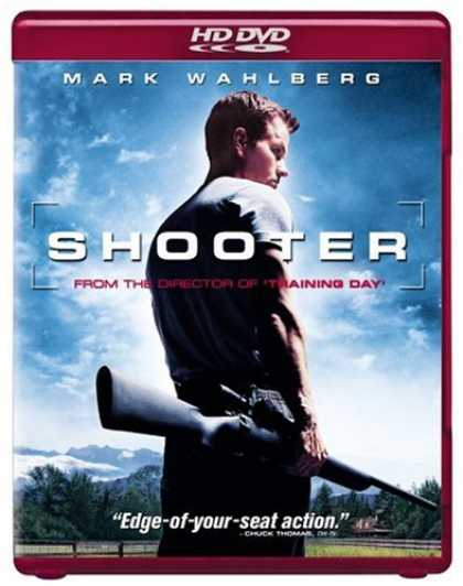 Bestselling Movies (2007) - Shooter [HD DVD] by Antoine Fuqua