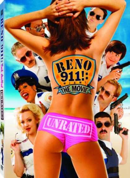 Bestselling Movies (2007) - Reno 911! - Miami (Unrated Edition) by Robert Ben Garant