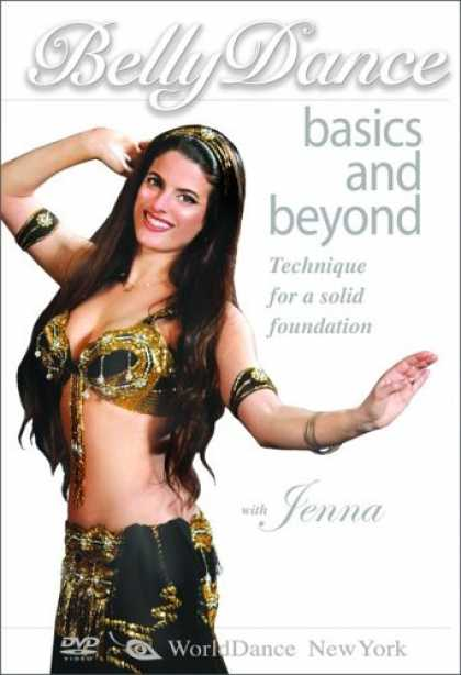 Bestselling Movies (2007) - Bellydance Basics and Beyond: Technique for a Solid Foundation