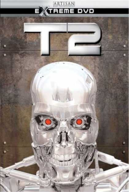 Bestselling Movies (2007) - Terminator 2 - Judgment Day (Extreme DVD) by James Cameron