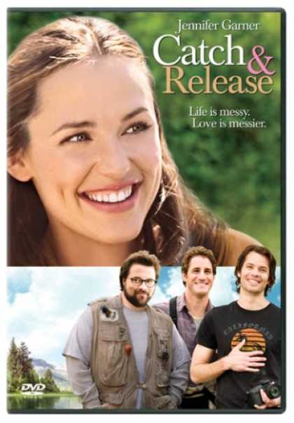 Bestselling Movies (2007) - Catch & Release by Susannah Grant
