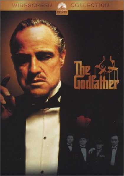 Bestselling Movies (2007) - The Godfather (Widescreen Edition) by Francis Ford Coppola