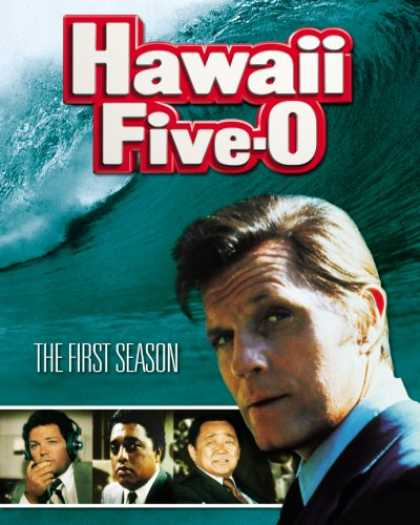 Bestselling Movies (2007) - Hawaii Five-0 - The Complete First Season by Gene Nelson