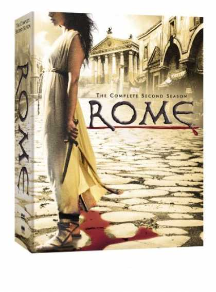 Bestselling Movies (2007) - Rome - The Complete Second Season