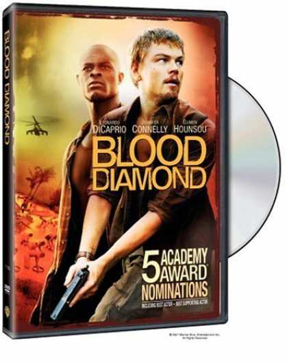 Bestselling Movies (2007) - Blood Diamond (Widescreen Edition) by Edward Zwick