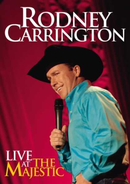 Bestselling Movies (2007) - Rodney Carrington: Live at the Majestic