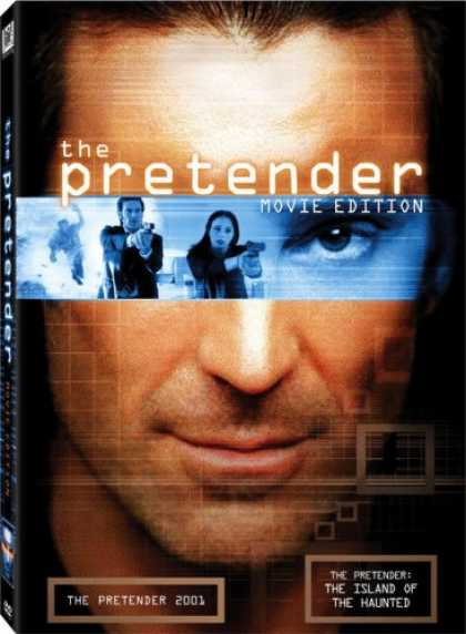 Bestselling Movies (2007) - The Pretender 2001 / The Pretender - Island of the Haunted by Frederick King Kel
