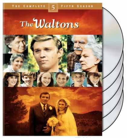 Bestselling Movies (2007) - The Waltons - The Complete Fifth Season by Alf Kjellin