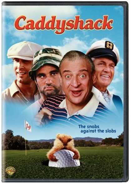 Bestselling Movies (2007) - Caddyshack - 20th Anniversary Edition by Harold Ramis