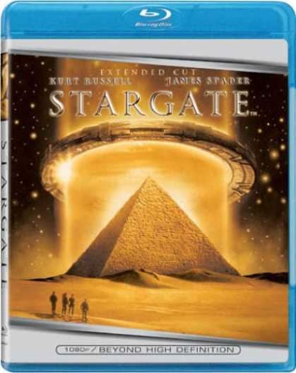 Bestselling Movies (2007) - Stargate [Blu-ray] by Roland Emmerich