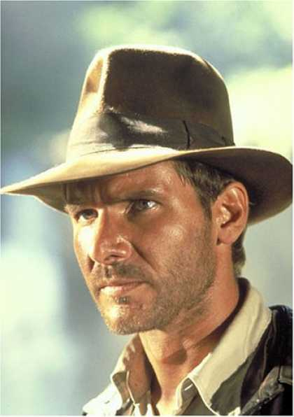 Bestselling Movies (2007) - The Adventures of Indiana Jones - The Complete Movie Collection [HD DVD]