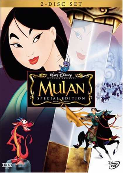 Bestselling Movies (2007) - Mulan (Special Edition) by Barry Cook