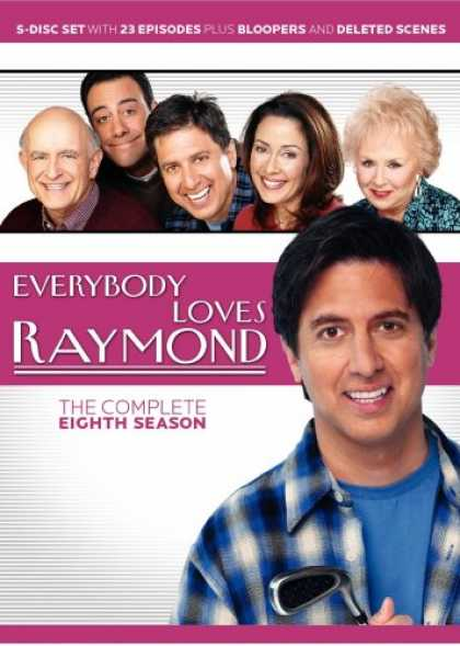 Bestselling Movies (2007) - Everybody Loves Raymond - The Complete Eighth Season