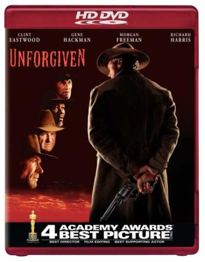 Bestselling Movies (2007) - Unforgiven [HD DVD] by Clint Eastwood