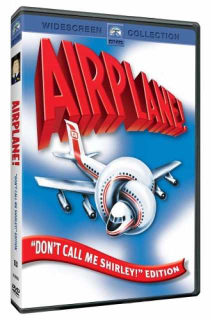 Bestselling Movies (2007) - Airplane! (Don't Call Me Shirley! Edition) by Zucker, David