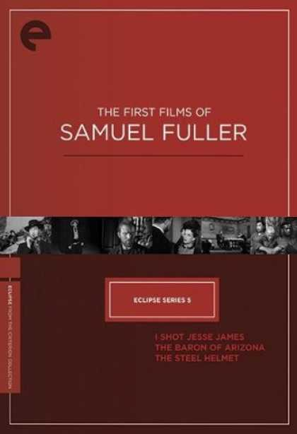 Bestselling Movies (2007) - Eclipse Series 5 - The First Films of Samuel Fuller (The Baron of Arizona / I Sh