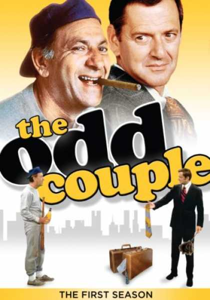 Bestselling Movies (2007) - The Odd Couple - The First Season by Harvey Miller