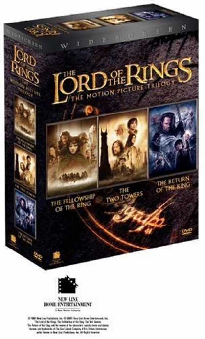 Bestselling Movies (2007) - The Lord Of The Rings - The Motion Picture Trilogy (Widescreen Edition)