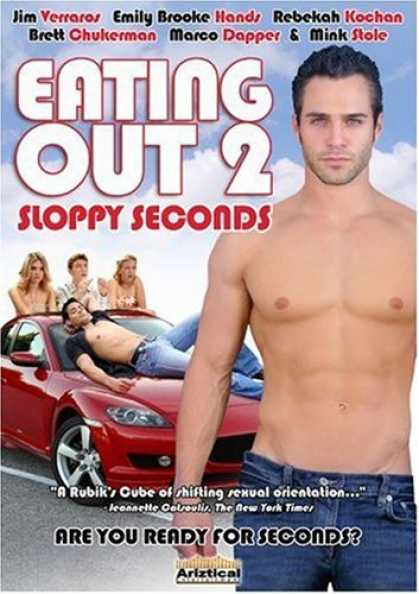 Bestselling Movies (2007) - Eating Out 2: Sloppy Seconds by Phillip J. Bartell