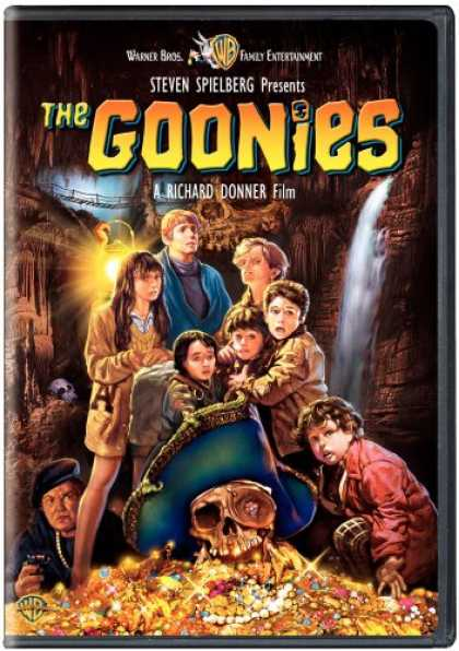 Bestselling Movies (2007) - The Goonies by Richard Donner