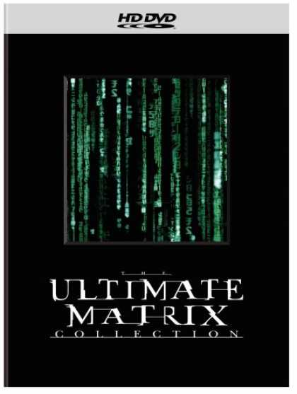 Bestselling Movies (2007) - The Ultimate Matrix Collection [HD DVD] by Andy Wachowski