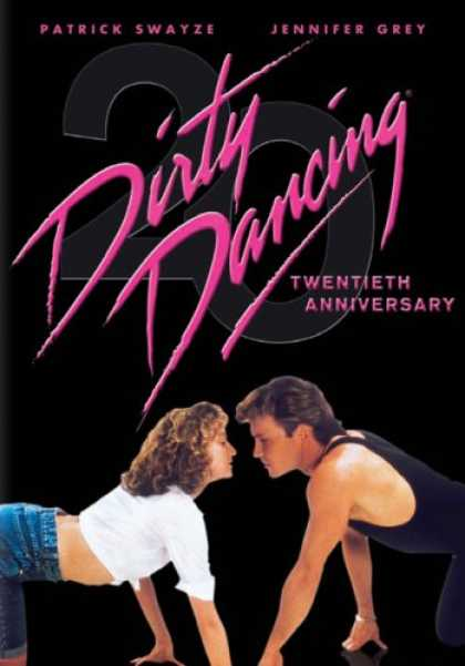Bestselling Movies (2007) - Dirty Dancing (20th Anniversary Edition)