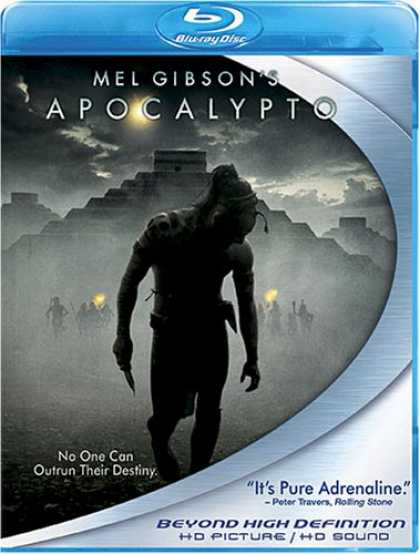 Bestselling Movies (2007) - Mel Gibson's Apocalypto [Blu-ray] by Mel Gibson
